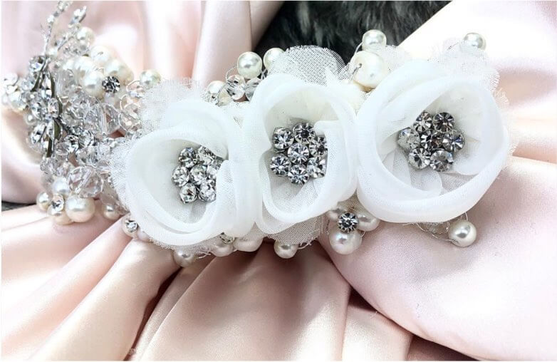 Photo of Rina's Bridal boutique accessories details